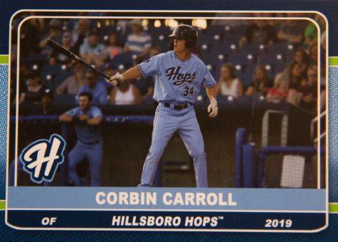 Alumni Spotlight: Corbin Carroll