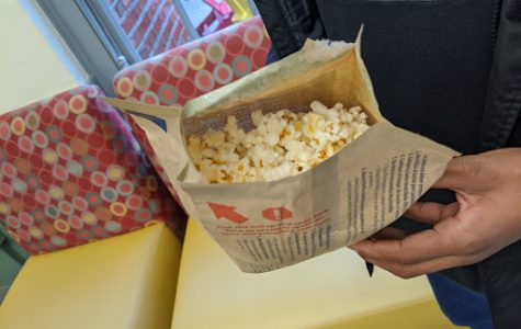 Worth It? Concerning WCC Free Popcorn