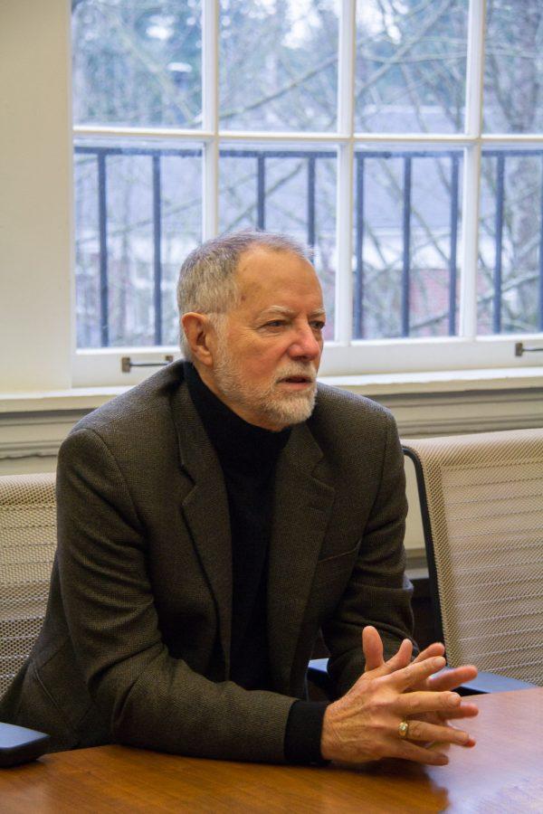 Tatler Interview: Dr. Robert H. Frank