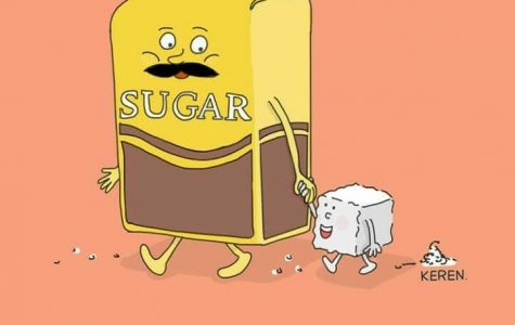 Literal sugar baby cartoon(Pinterest)