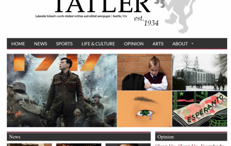 Tatler website homepage(Tatler)