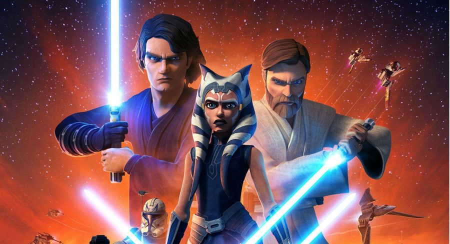 Completing My Childhood: Star Wars the Clone Wars Season 7