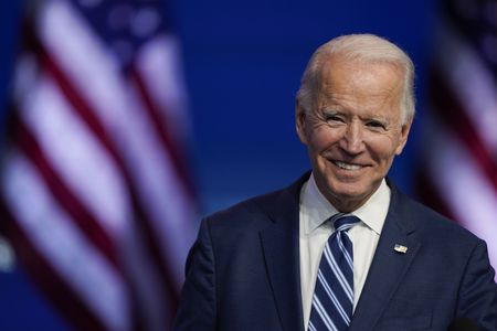 The new president-elect Joe Biden. (oregonlive.com)