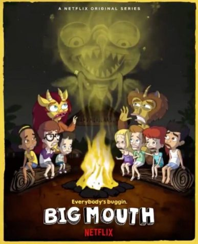 "Powerfully and Playfully Portraying Puberty in ""Big Mouth"""
