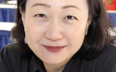 Min Jin Lee 2017 (Larry D. Moore, CC BY-SA 4.0, https://creativecommons.org/licenses/by-sa/4.0/deed.en, Wikimedia Commons.)