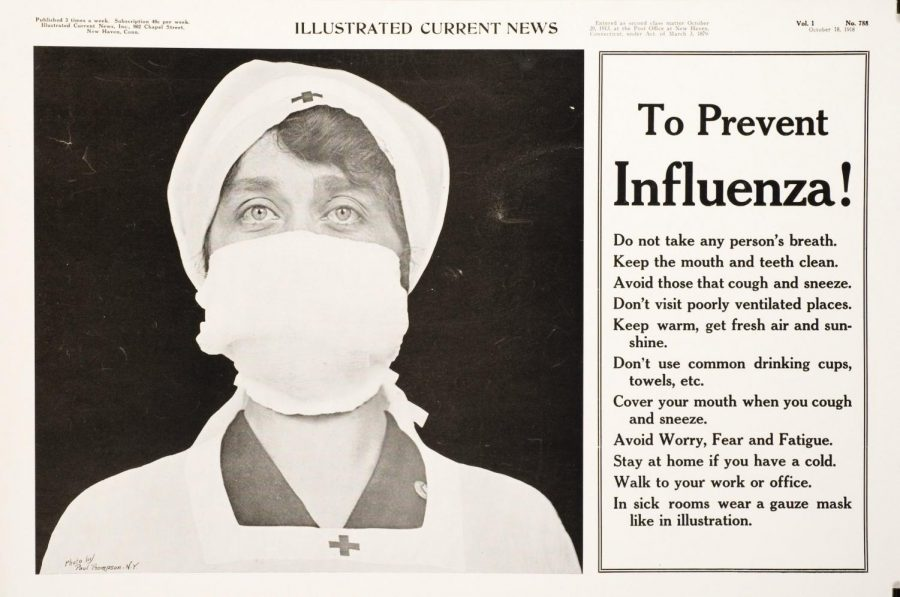 Mr. Noe's First-Hand Account of the Spanish Flu in Comparison to the Coronavirus