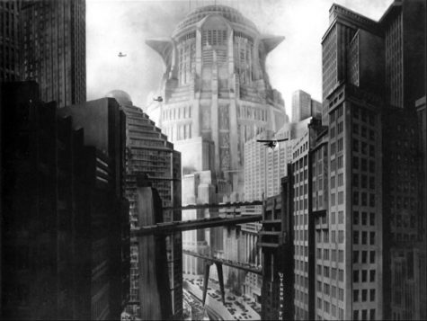 A Review of Metropolis, and How Film Is Used to View History
